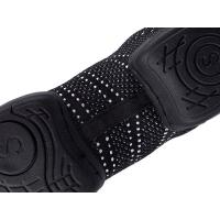Supadance 8002 Zwarte Danssneakers Flexibele Schoen