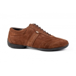 Portdance PD Pietro Street Brown Nubuck